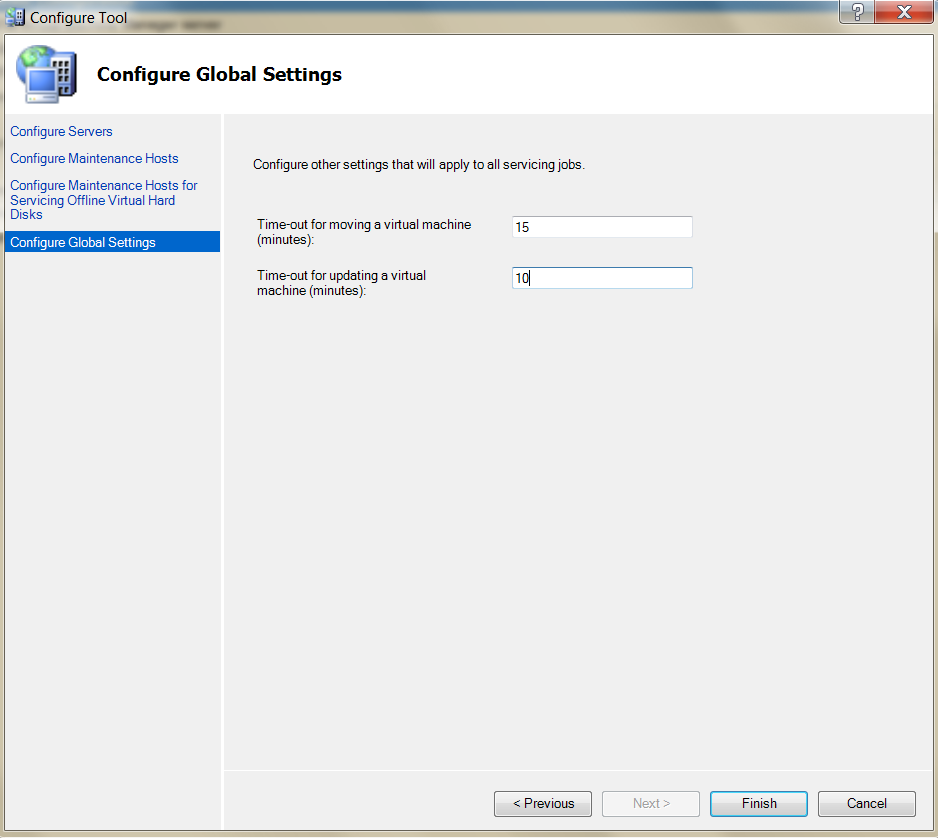 Patching Server With Config Manager Throttle Patch Download