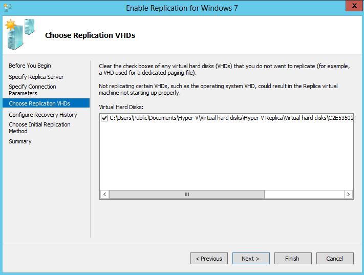 Microsoft Windows Server 2012 #Hyperv Replica via SSL Port 443 ...