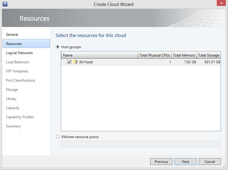 Create Cloud 2