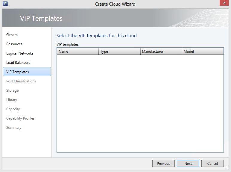 Create Cloud 5
