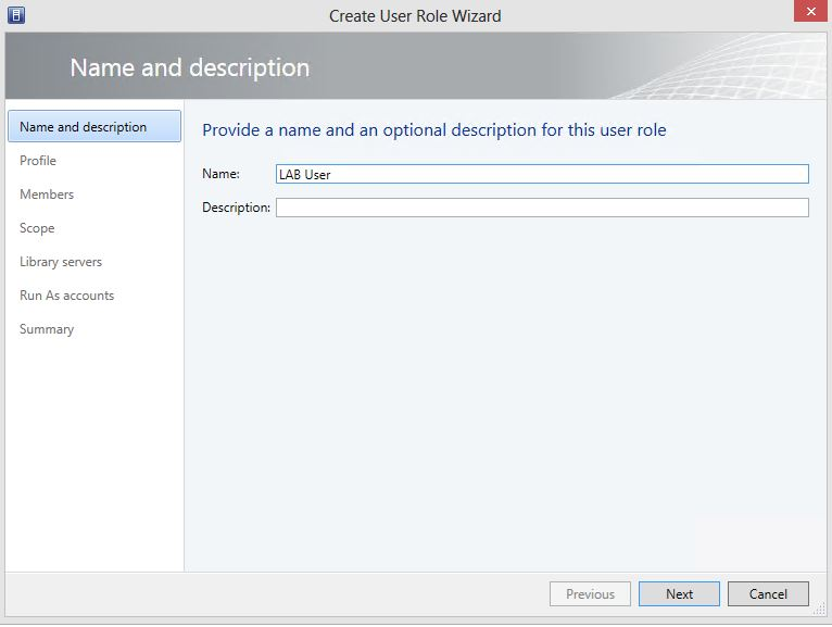 Create User Role Tenant for Private Cloud 2