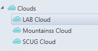 Created Lab Cloud