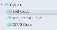 Created Lab Cloud