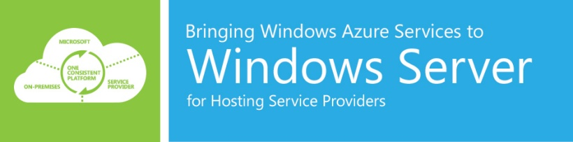 WindowsAzure to Windows Server