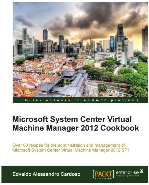 SCVMM2012 Cook Book