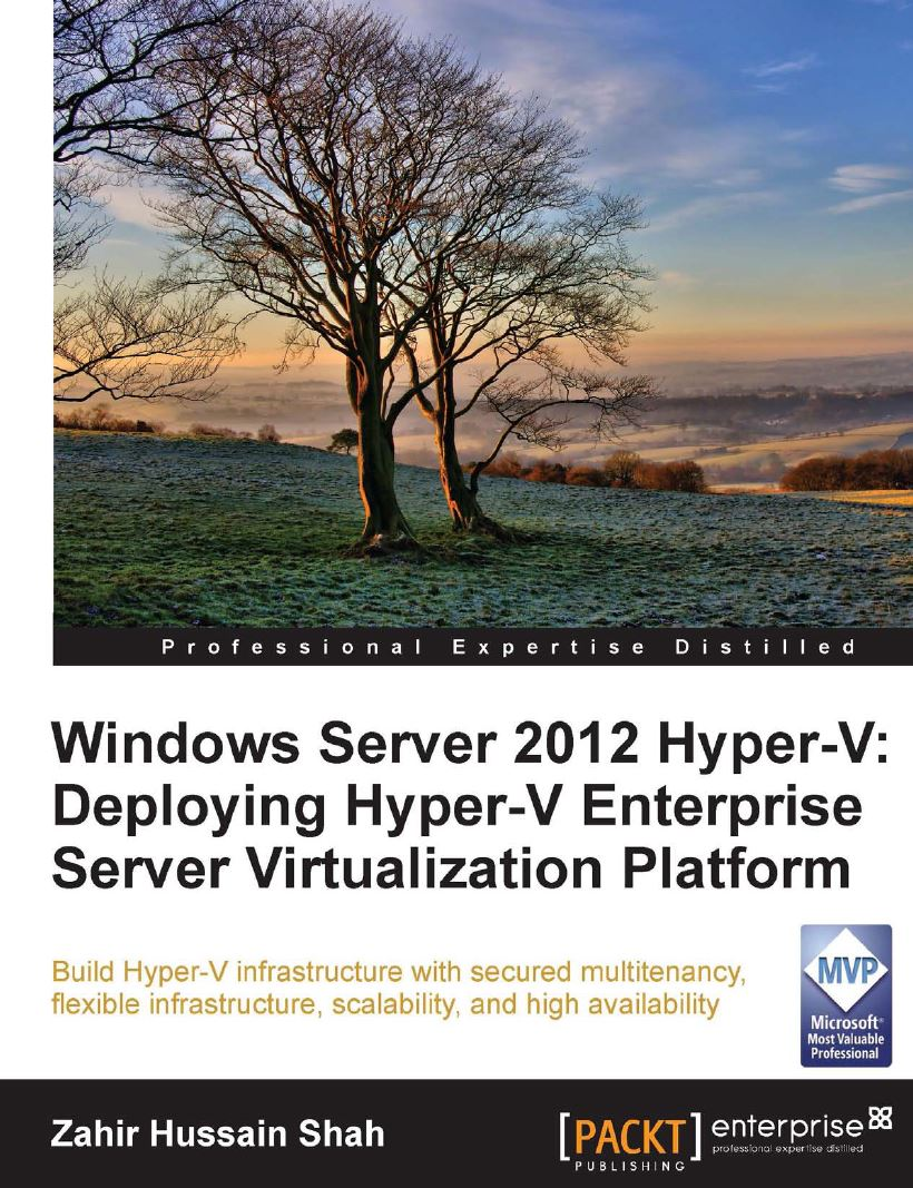 Windows Server 2012 Hyper-V Deploying by