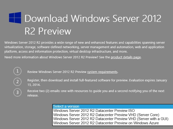 Download windows server 2012 r2 standard vhd | [SOLVED] Windows 2012