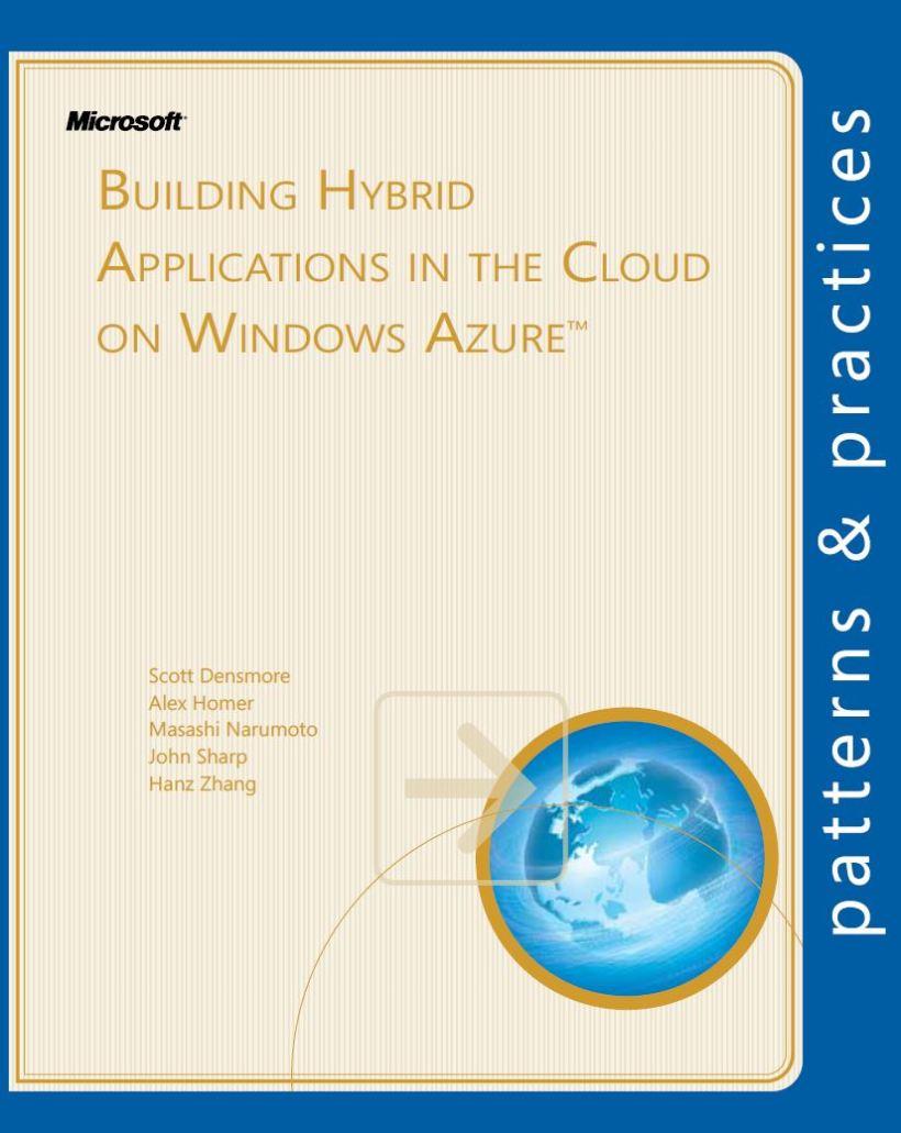 Building Hybrid Applications on WindowsAzure