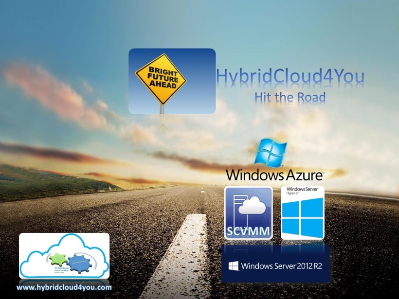 HybridCloud4You  Road Map