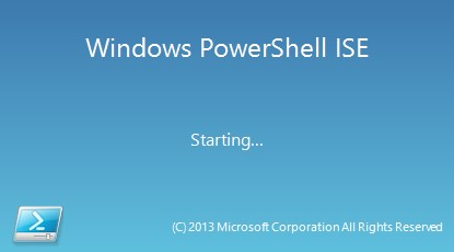 Powershell ISE 4