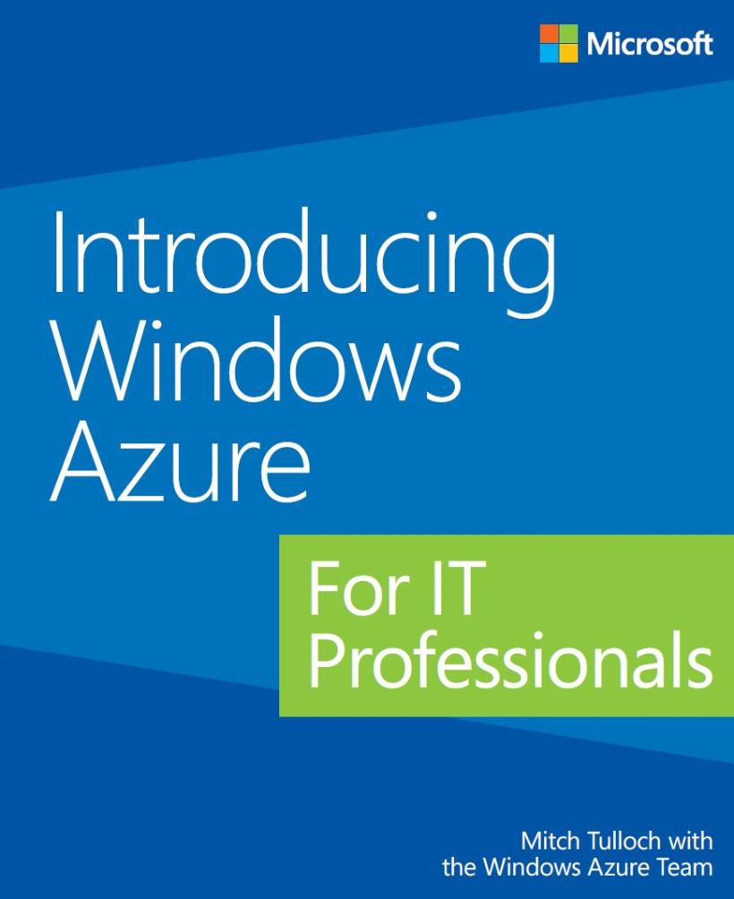 Windows Azure Ebook