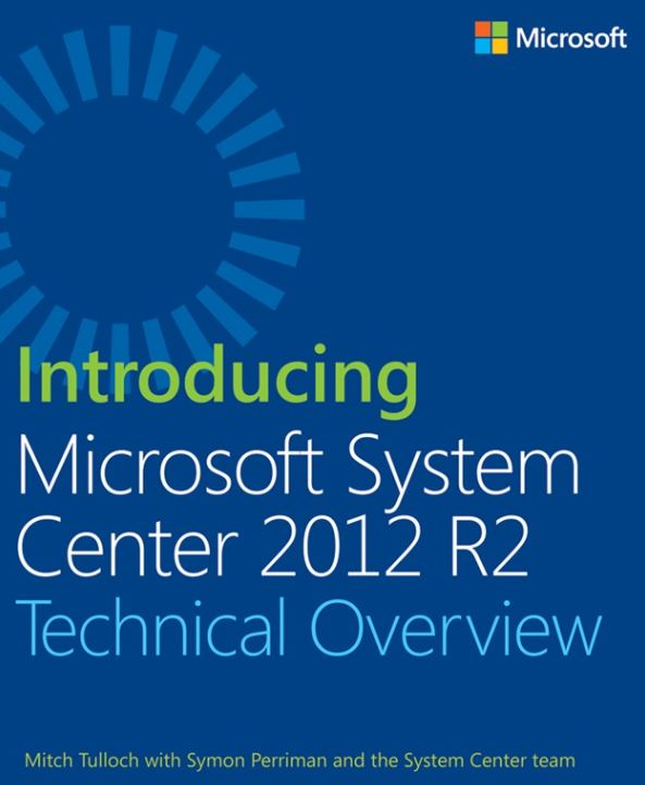 Ebook System Center 2012 R2 Overview