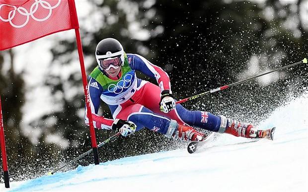 DV668282 Skiing Chemmy Alcott