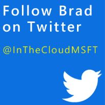 Brad Anderson Twitter