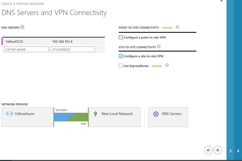 s2s VPN Gateway 3
