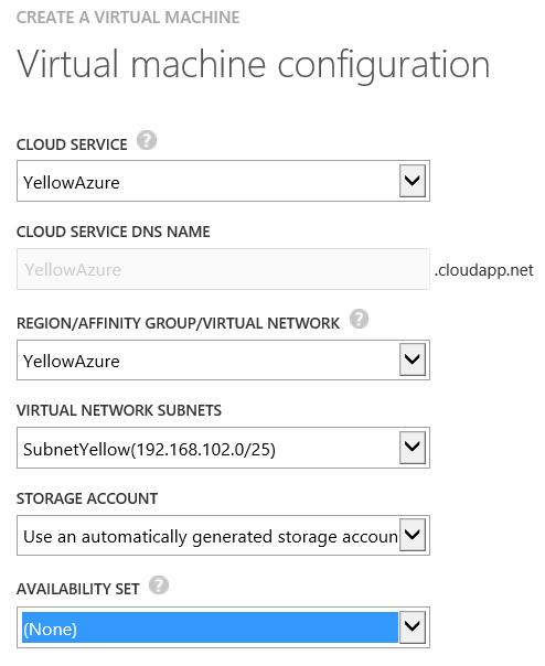 s2s VPN Gateway 32
