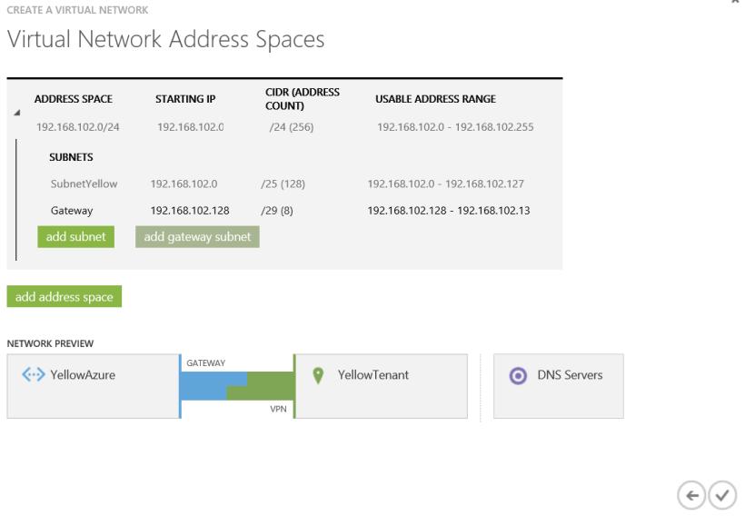 s2s VPN Gateway 5