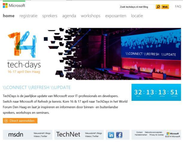TechDays 2014