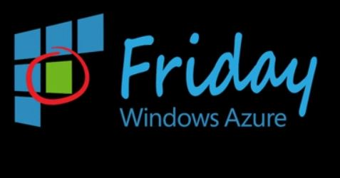 Windows Azure Friday