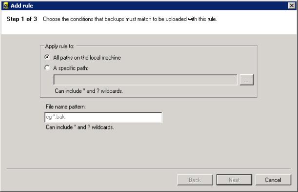 SQL Server Backup to Azure 4