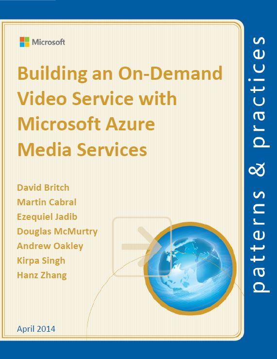 Building Media Services on Azure