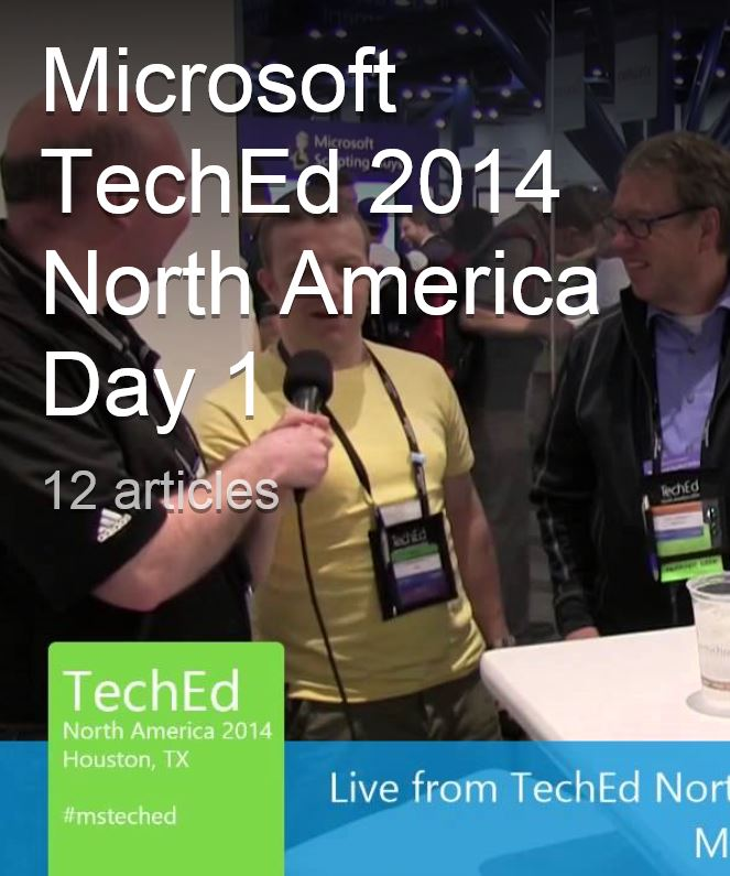 msteched Day1 Magazine