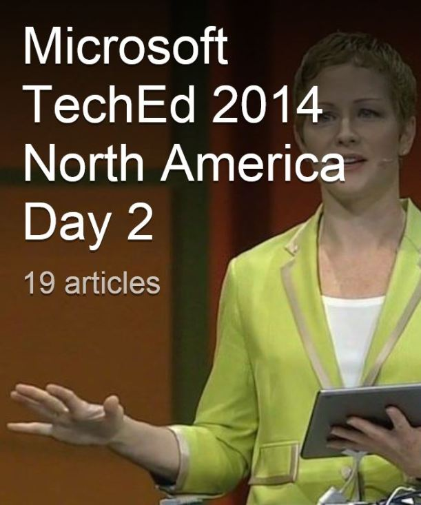 msteched Day2 Magazine