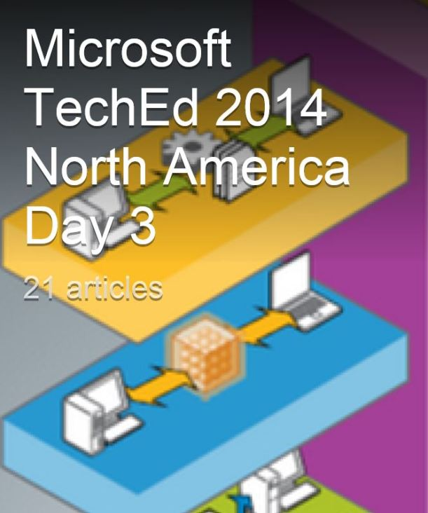 msteched Day3 Magazine