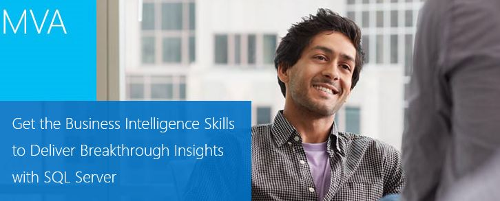 MVA SQL Courses