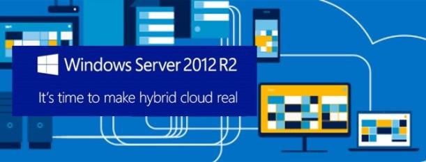 Windows Server 2012 R2 Hybrid Cloud