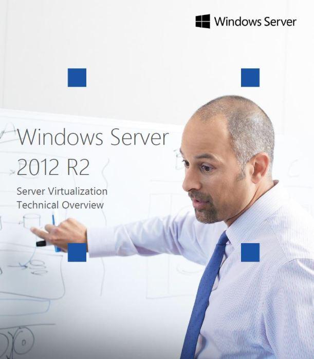 Windows Server 2012 R2 Overview