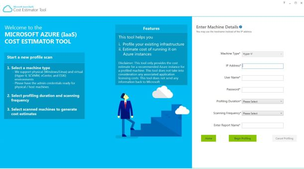 Azure Cost Tool 2