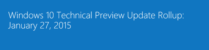 Roll Update Windows 10