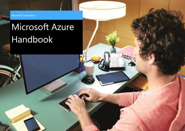 Microsoft Azure Handbook