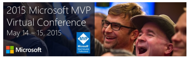 MVP Conference 2015