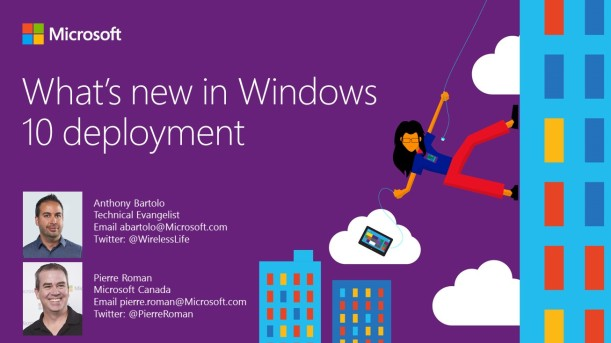 MVA Windows 10 Deployment