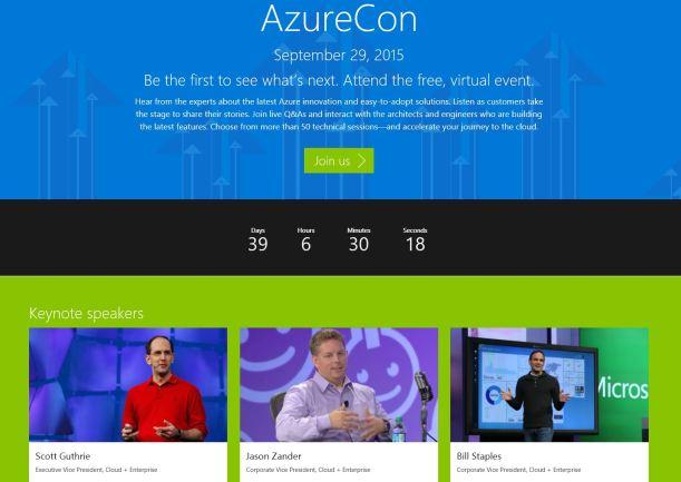 AzureCon