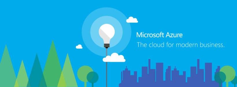 Microsoft Azure Banner