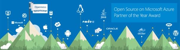Microsoft Azure opensource banner