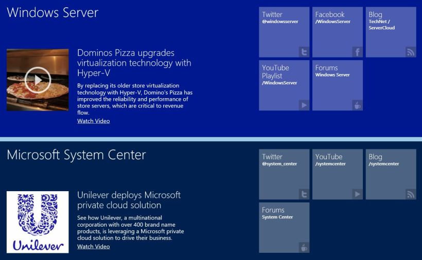 MSFT Community pages 3