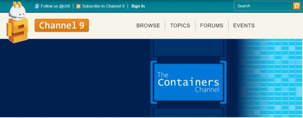 Container Channel9
