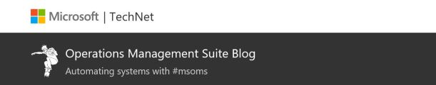 MSOMS Blog site