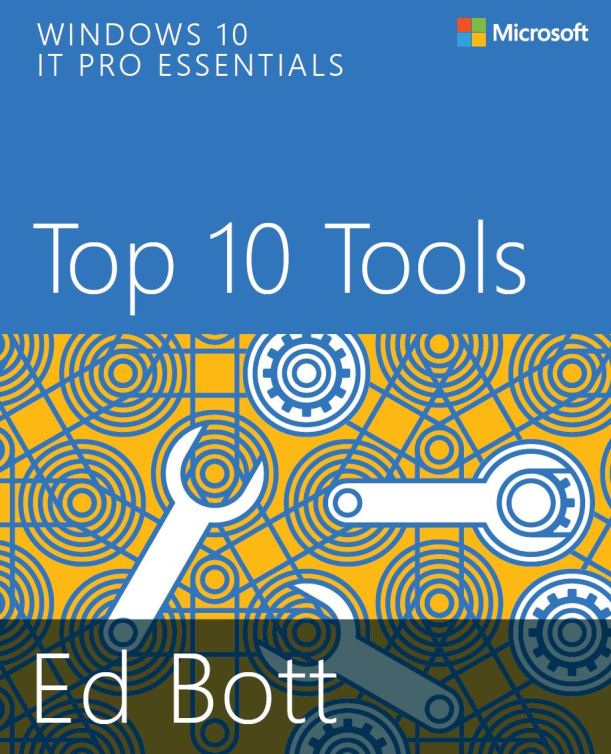 Windows10 Ebook Top10 tools