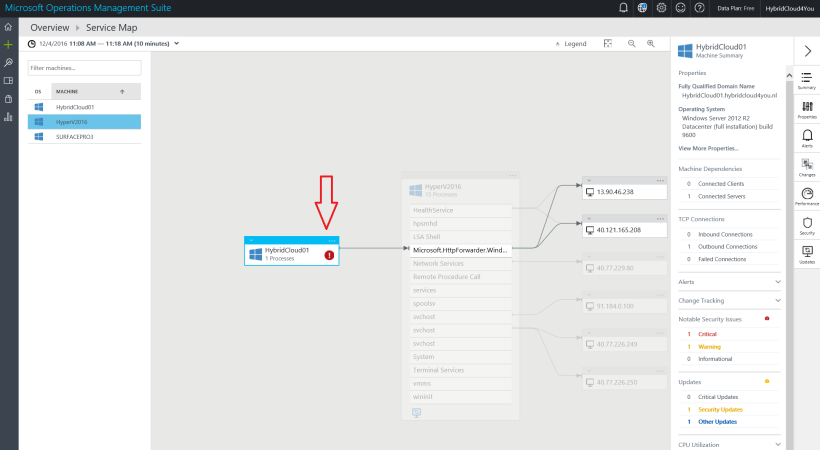 security-alert-service-map
