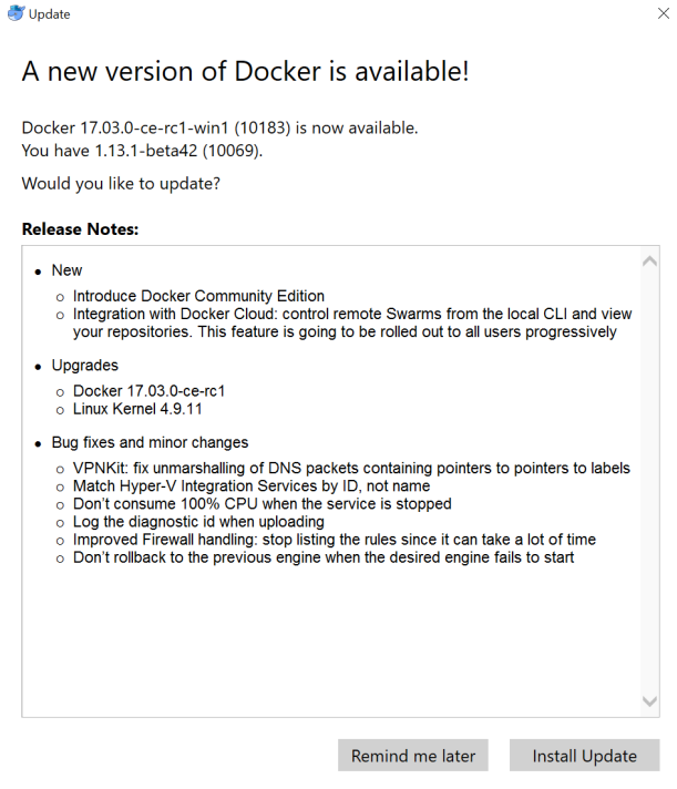 new-docker-version