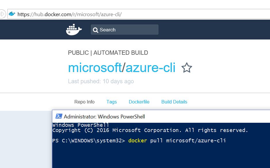 Continuous Delivery to Microsoft #Azure with #Docker #Container for