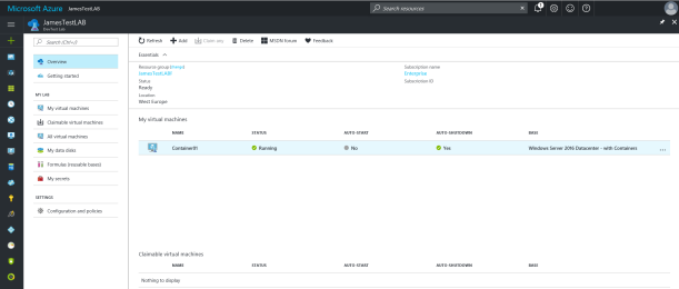 What's New in #Microsoft Azure DevTest LABs and More #Azure #DevOps #Docker #Containers #Cloud