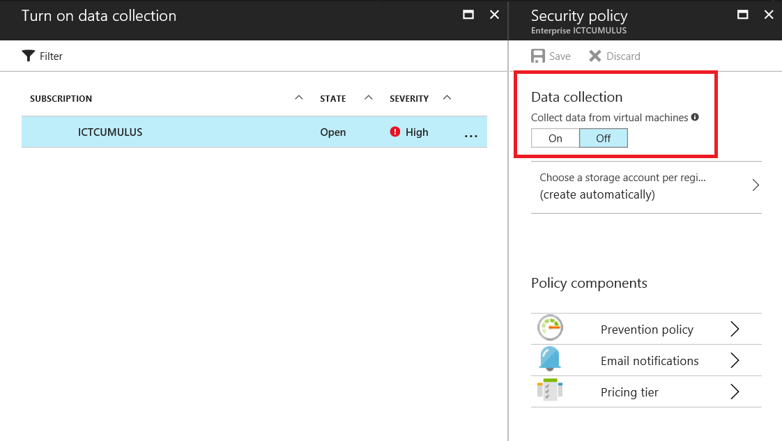 Azure Disk Encryption for IaaS VMs