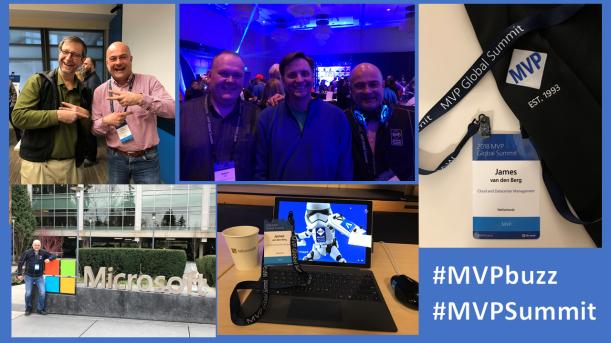 #Microsoft Global MVP Summit 2018 was Awesome #MVPbuzz #MVPSummit