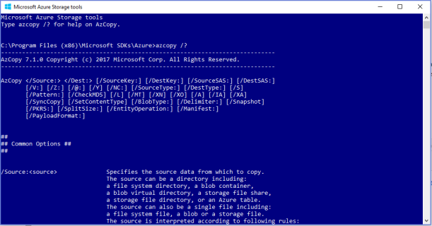 #Microsoft Azure Storage Tools AzCopy and #Azure Storage Explorer #Cloud #AzureStack